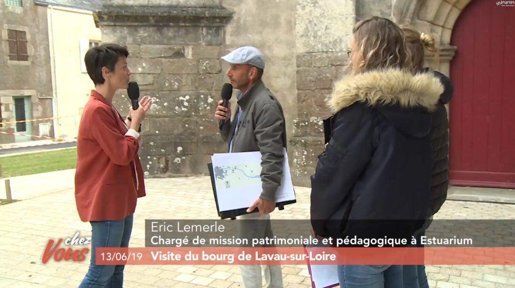 reportage télénantes Lavau