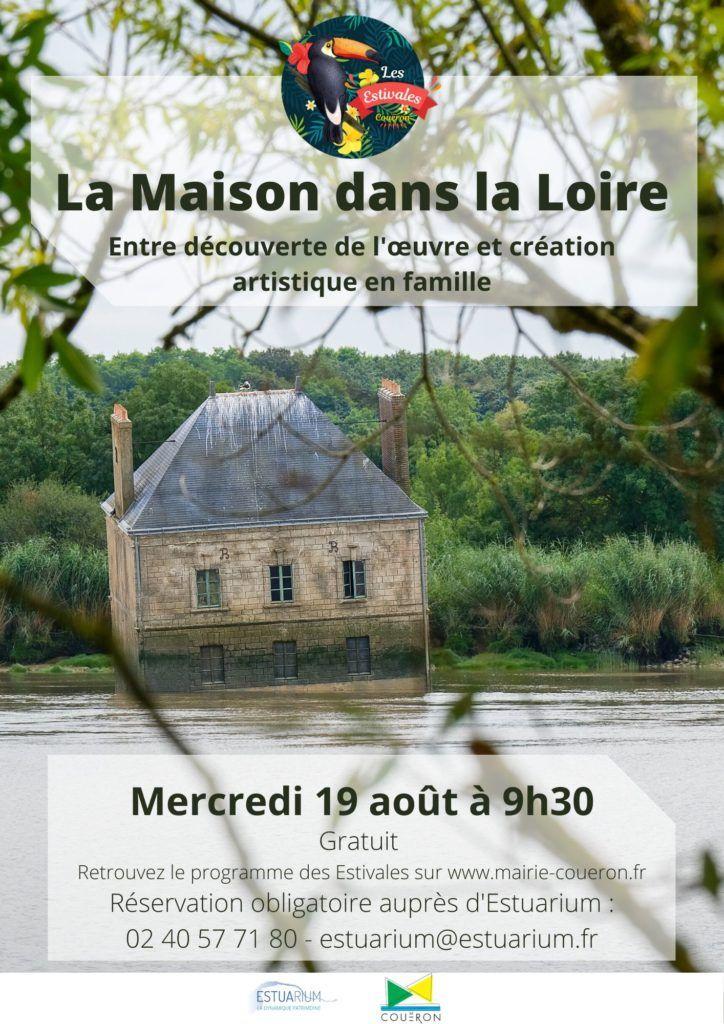 Animation Couëronnaises août 2020 - La Maison dans la Loire