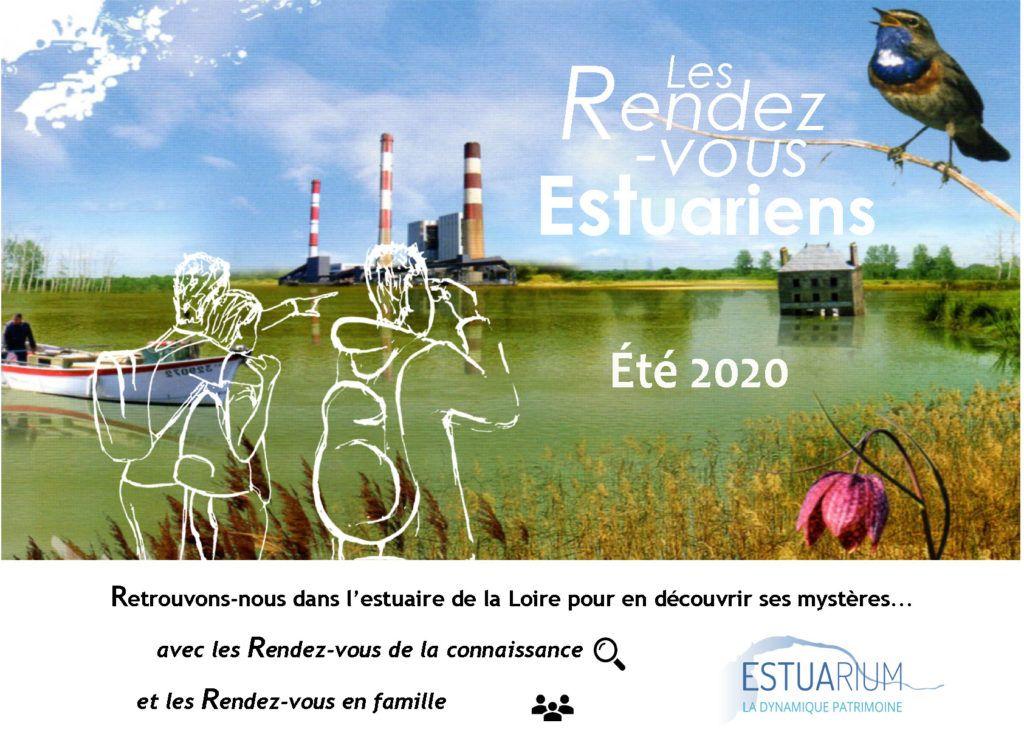 Visuel Rendez-vous Estuariens 2020